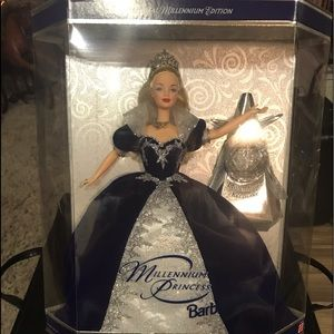 Millennium Princess Barbie 2000